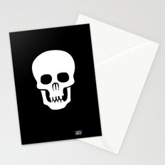 EYE SKULL Stationery Cards