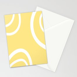 HELLO YELLOW - GRAPHIC 1 by MS Stationery Cards