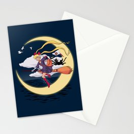 Sailor Delivery Service Stationery Cards
