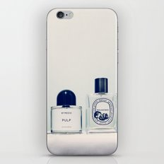 perfume ver.vogue color iPhone & iPod Skin