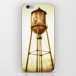 Texas Water Tower iPhone Skin
