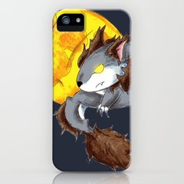 Lycanshark iPhone Case