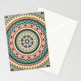 Hippie Mandala 13 Stationery Cards