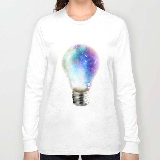 Light up your galaxy Long Sleeve T-shirt