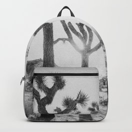 Three Brothers of Joshua Tree Backpack