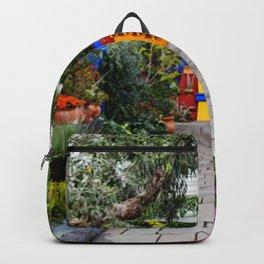 Frida Kahlo's Garden Backpack