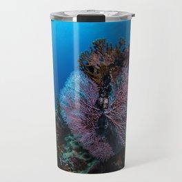 Underwater garden Travel Mug