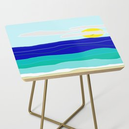 Good Morning Side Table