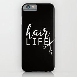 Hair LIFE iPhone Case