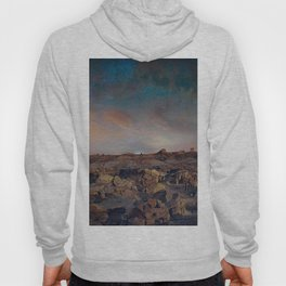 Exploring the Bisti Badlands of New Mexico Hoody
