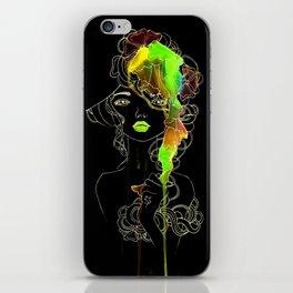 Girl #1 iPhone Skin