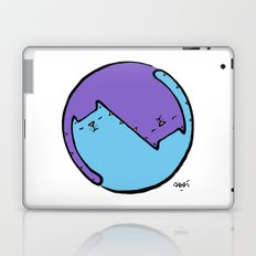 yin yang cat  Laptop & iPad Skin