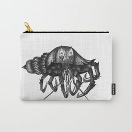 Steampunk angry crab Carry-All Pouch