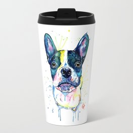 French Bulldog - Juno the Frenchton Travel Mug