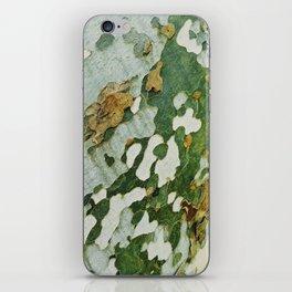 Green Bark iPhone Skin