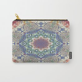 Jungle Kaleidoscope Carry-All Pouch