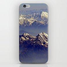Himalayas Landscape iPhone & iPod Skin