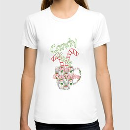 Candy Cane Hot Chocolate T-shirt