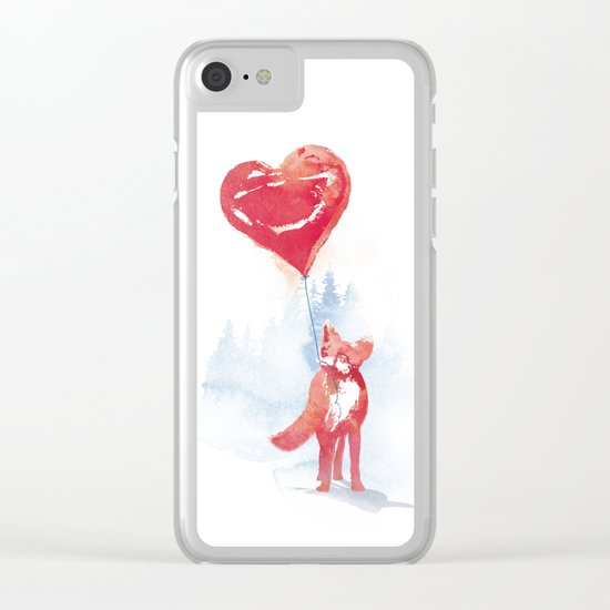 This one is for you Clear iPhone Case