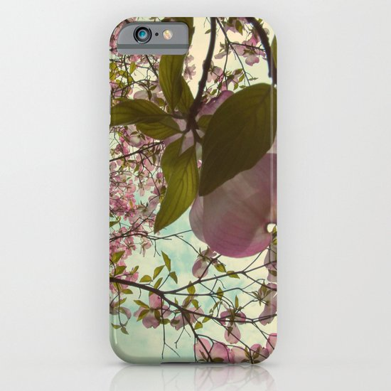 Troubles Float Away iPhone & iPod Case