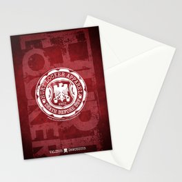 Hurt Locker Apparel - D.N.F. iPhone Case Stationery Cards