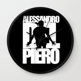 Name: Del Piero Wall Clock