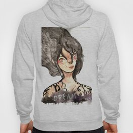 Once upon an emo dream Hoody