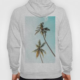 Palm Tree Beach Summer Hoody