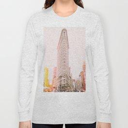 Flatiron - NYC Long Sleeve T-shirt
