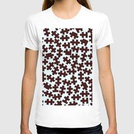 Random Jigsaw Pieces T-shirt