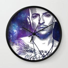 Chester Bennington 2 Wall Clock