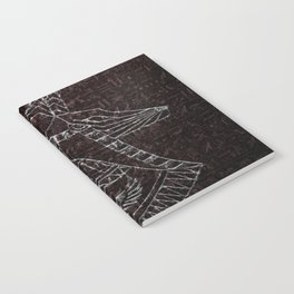 Anubis Egyptian God Notebook