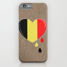 Crying for Belgium Brussels iPhone 6s Slim Case