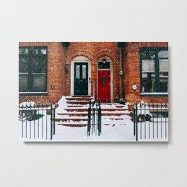 Cabbagetown - Toronto, Canada - #4 Metal Print