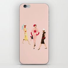 1950's Girls iPhone Skin