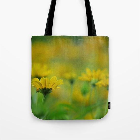 Blurs of Summer Tote Bag