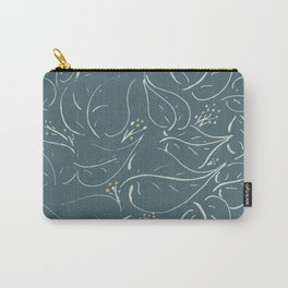 Twisting leaves Carry-All Pouch