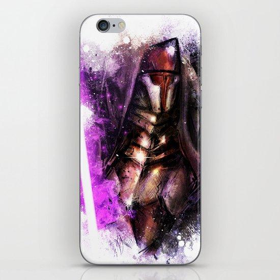 Darth Revan iPhone & iPod Skin