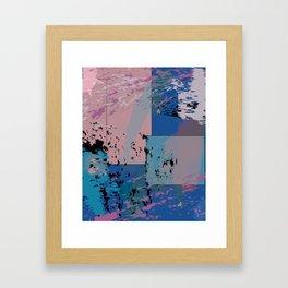 Torn Framed Art Print