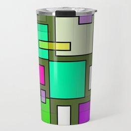 Color Structure Travel Mug