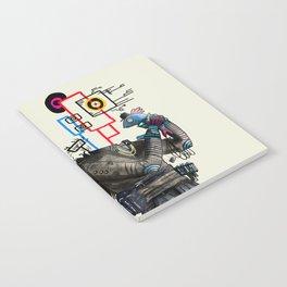 Modernite #7 Notebook