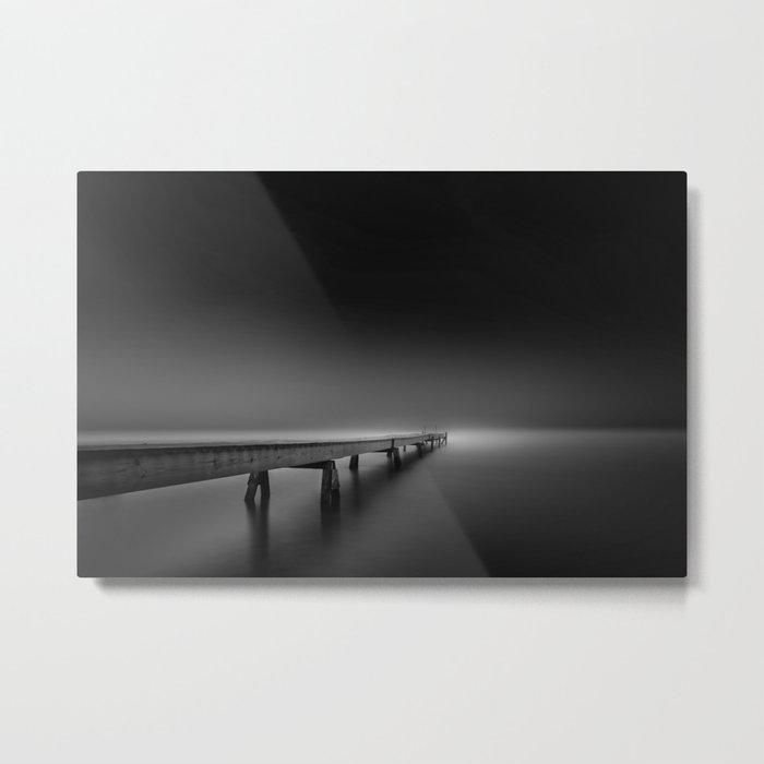 Nebel II Metal Print