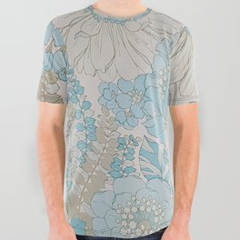 Evelyn All Over Graphic Tee