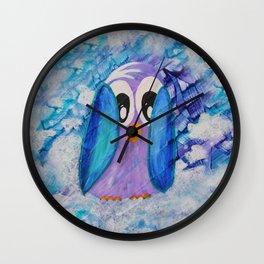 Guin Quirky Bird Series Wall Clock