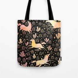 Marshmallow ponies Tote Bag