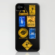 USEFUL SIGNS iPhone (4, 4s) Slim Case