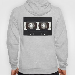 retro old tapes Hoody