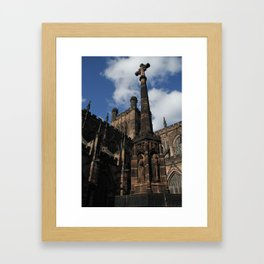Chester Cathedral Framed Art Print