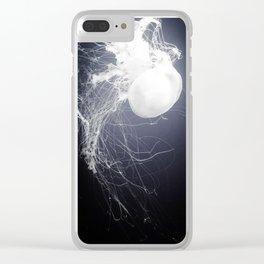 Medusa Luna Clear iPhone Case