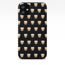 Bourbon Black iPhone Case